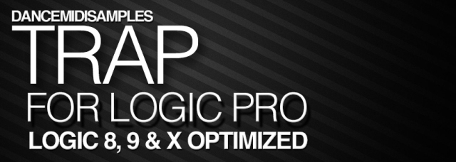 Trap for Logic Pro