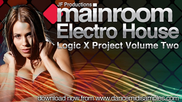 Mainroom Electro House - Logic X