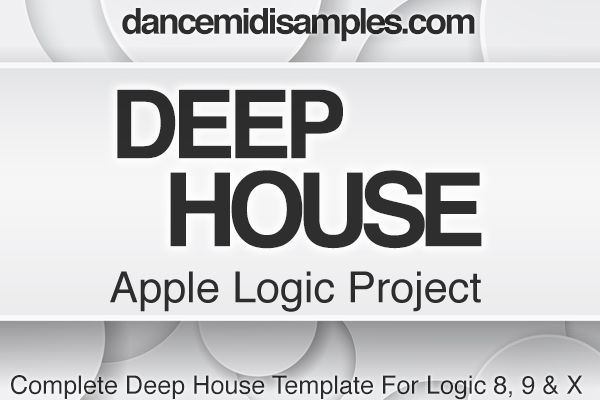 Deep House For Logic 01